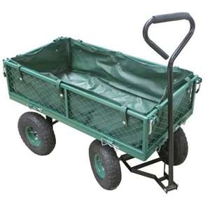 Garden Carts at homebase from £20, linked one is £35