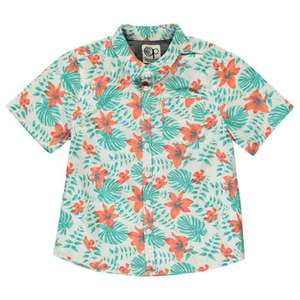 Ocean Pacific All Over Print Shirt Junior Boys £2.50 at sports direct (various designs) (+£4.99 C&C or Delivery)