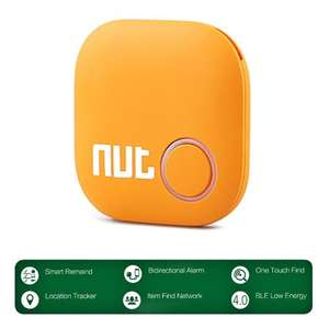 Nut Bluetooth Keyfinder (similar to Tile) on offer from £9.98 (Prime) / £13.97 (non Prime)  Sold by Yanxfactory and Fulfilled by Amazon