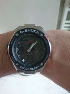 casio G shock seconds from £52.50 @ Casio Outlet Store