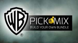 Warner Bros. Bundle (Choose 3 games) £9.99 @ BundleStars [Steam]