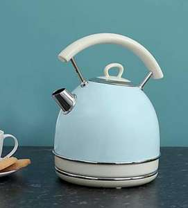 Candy Rose 1.7L Duck Egg Kettle £23.99 @ DUNELM