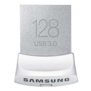 Samsung 128GB Fit USB 3.0 Flash Drive - £24.99 @ MyMemory