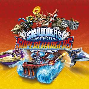 Skylander Superchargers Sea Racing Pack £3 Prime / £4.99 Non Prime @ Amazon