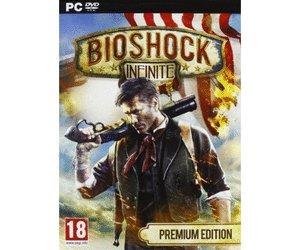Bioshock Infinite PC £4.59 @ greenman gaming , also Bioshock The Collection £11.99