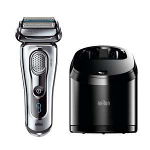 Braun Series 9-9095cc Wet and Dry Shaver with Clean and Renew Charger - £148.99 @ Costco