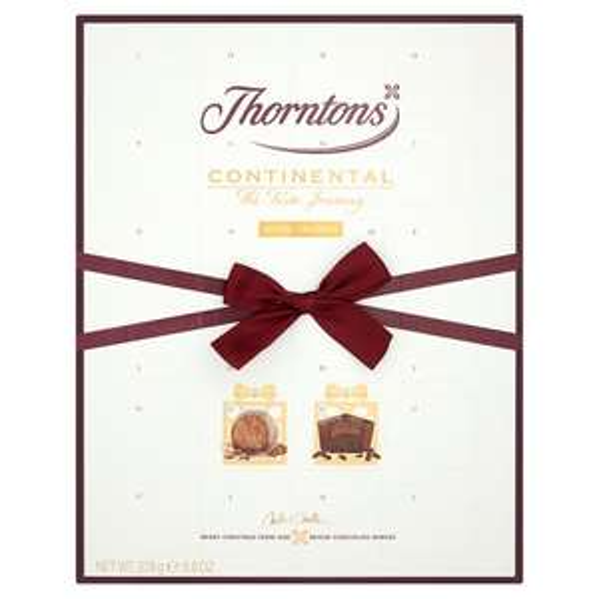Thorntons Continental Advent Calendar (278g) £1.99 @ Jack Fultons