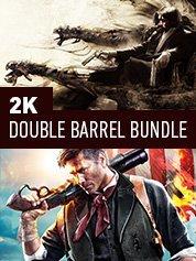 GreenMan Gaming - Double Barrel Bundle - Bioshock Infinite & The Darkness II - £6.40