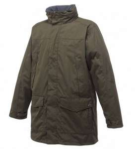 Regatta Waxbill Mens Waterproof Breathable Hooded Jacket Small Only £8.99 free PP @ Ebay / portstewart-clothing-company