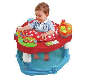 Chad Valley Baby Activity Saucer was £49.99 now £24.99 @ Argos