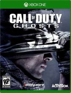 Call of Duty: Ghosts Xbox One - Digital Code - £9.99 - CDKeys (extra 5% off with FB code)
