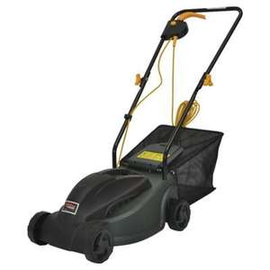 1000W Electric Rotary Lawn Mower £45 **Price drop now £36** @ Tesco Direct (Also instore)