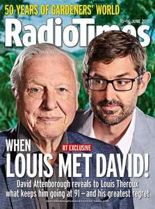 12 x Issues of Radio Times for £1 at Buy Subscriptions