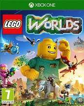 [Xbox One/PS4] LEGO Worlds - £11.75 - Like New (Boomerang Rentals)