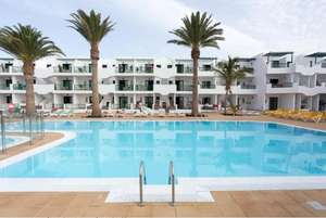 From Luton: 8 Nights Summer Holiday August Lanzarote (£294pp) @ Ryanair/Alpharooms - Whole Family £1175
