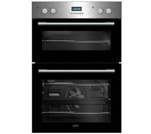 Logik Integrated Double oven  at Currys £219.99