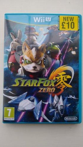 Starfox Zero Wii U - £10 instore @ Grainger Games