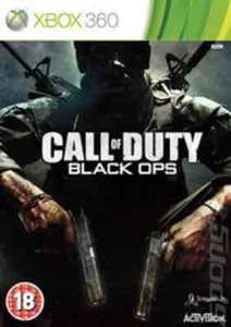 Call of duty black ops (xb1,xb360) Pre-owned - £4.67 @ Music Magpie