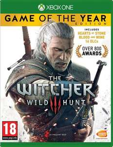 The Witcher 3 GOTY £17.97 Prime / £19.86 Non Prime @ Amazon
