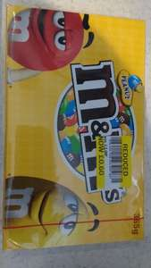 M&M's peanut 365g box at Tesco 60p (RTC)