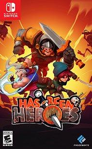 Has-Been Heroes (Nintendo Switch) Download Code @ Gamestop.com US -  £8.12