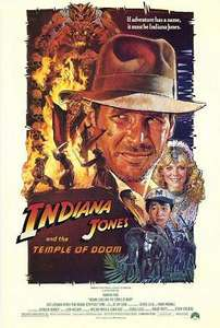 Indiana Jones and The Temple of Doom - free on iPlayer