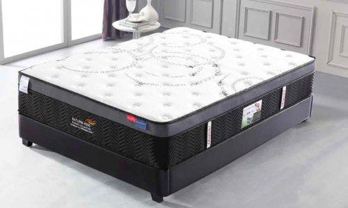 Saturn 4500 Pillow Top Mattress 87% Off £239.99 @ Groupon