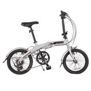 Muddyfox switch folding bike £130 + £4.99 Del (originally £299) @ Muddyfox