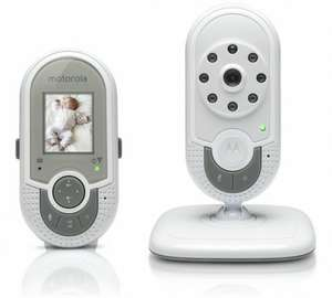 Motorola MBP621 Video Baby Monitor at Argos for £34.99