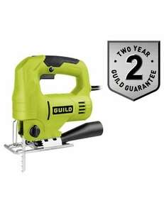 Guild Variable Speed Jigsaw - 550W £15.29 @ Argos
