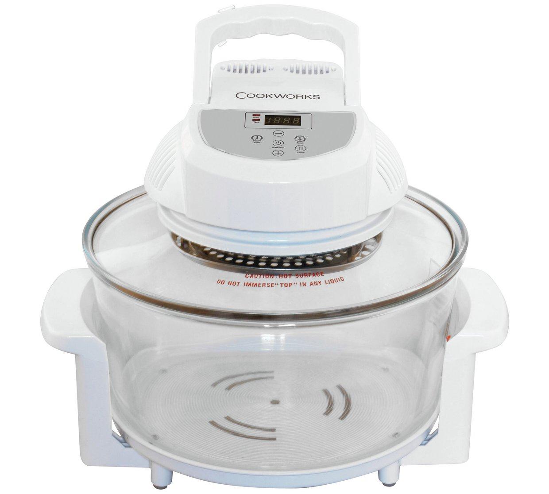 15 Litre Digital Halogen Oven HALF PRICE £22.49 @ Argos