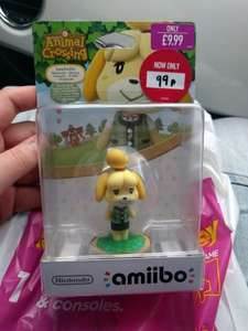 Isabelle Amiibo Summer Outfit Version 99p @ Game - Cardiff