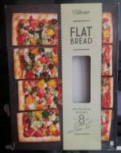 Alberto Flat Bread - Mediterranean Vegetable 900g or Cheese & Pepperoni 745g £1.49 @ Iceland