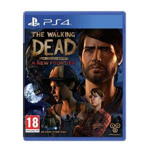 The Walking Dead - The Telltale Series: A New Frontier PS4 £14.99  - Smyths