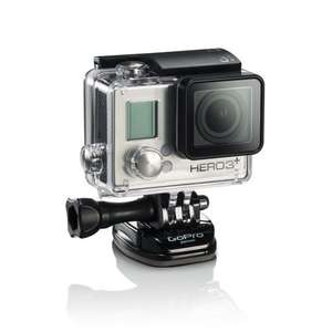 Refurbished Go Pro Hero 3+ @ Ebay - £135 (seller gopro_certified_uk)