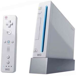 Nintendo Wii Console Pre-Owned £20.50 Delivered @ cex