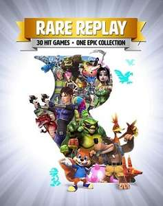[Xbox One] Rare Replay (and more) - FREE - Microsoft