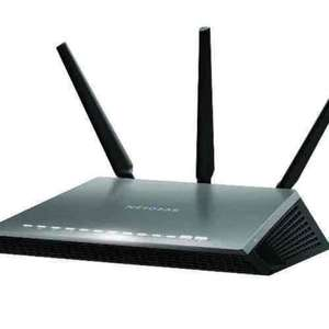 NETGEAR D7000-100UKS Nighthawk AC1900 Dual Band 600 + 1300 Mbps Wireless (Wi-Fi) VDSL/ADSL Modem Router for Phone Line Connections (BT Infinity, YouView, TalkTalk, EE and Plusnet Fibre) @ amazon (PRIME)