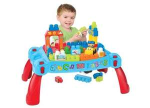 Mega Bloks First Builders 3 in 1 Build 'n Learn Table £23.99 + £3.99 Delivery (£27.98) @ BargainMax