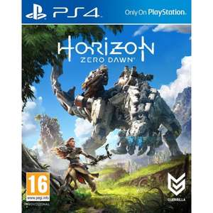 Horizon Zero Dawn PS4 £26.85 @ thegamecollection