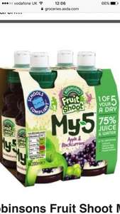 Robinsons my5 fruitshoot drinks 8 for £1 at heron