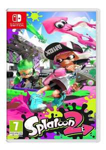 Splatoon 2 £39.85 (Nintendo Switch) @ Simplygames with code SPLATOON5OFF
