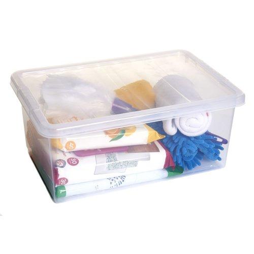 Storage Box with Lid £1 @ Wilko