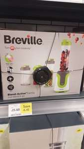 Breville VBL096 Smoothie Maker £25.60 @ Tesco instore