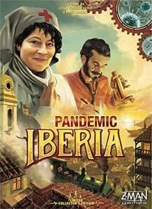 Pandemic Iberia £25.30 Sold by Gadgetsville through eBay (Also £25.51 by Shop4World through Amazon)