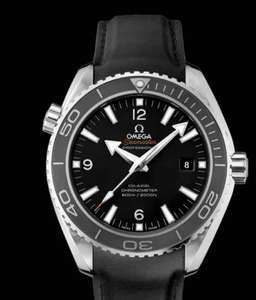 OMEGA SEAMASTER PLANET OCEAN 600 M OMEGA CO-AXIAL 45.5 MM £3870 reduced to £2630 at Ernest Jones