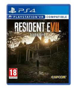 [PS4/VR] Resident Evil 7 - £24.98 (As New) - Amazon/Boomerang