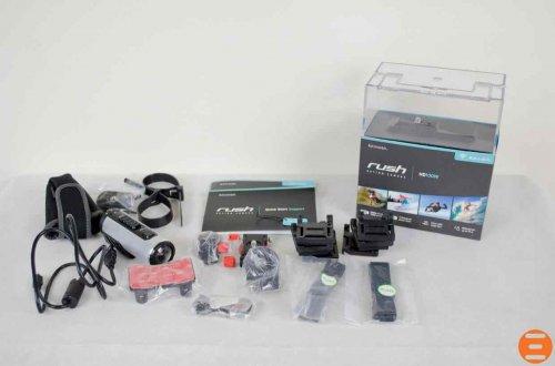 KitVision Rush action camera + lots of mounts £30 instore @ Asda Ipswich
