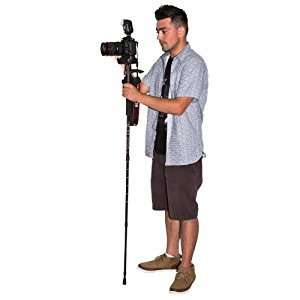 7dayshop 2in1 Monopod Duo Trek Multi-Purpose Anti-Shock Walking Pole with Accessories 10p + £5.99 del - Amazon - Dispatched from and sold by 7dayshop Limited