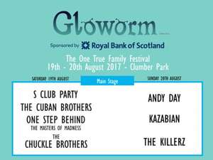 Gloworm Festival Family Ticket - Half Price @ HallamFM Offers - £37.40